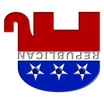 republican-logo-upside-down