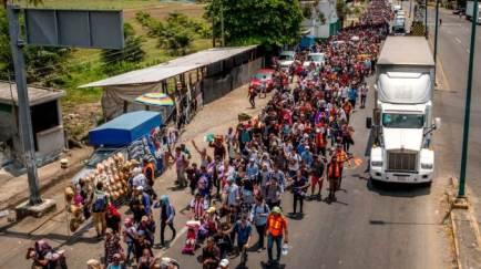 Mexican-caravan
